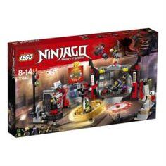 Конструкторы, пазлы Конструктор LEGO Ninjago Штаб-квартира Сынов Гармадона