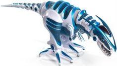 Роботы Робот робораптор blue Wowwee 8017