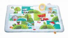 Игрушка для новорожденных Коврик развивающий солнечная полянка Tiny love 1205200030