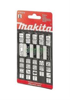 Полотна для ножовок Пильное полотно для лобзиков Makita A-86898