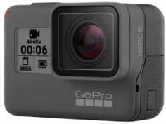 Видеокамеры Экшн-камера GoPro HERO6 Black Edition CHDHX-601