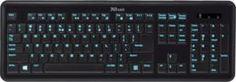 Клавиатуры Клавиатура Trust eLight LED Illuminated