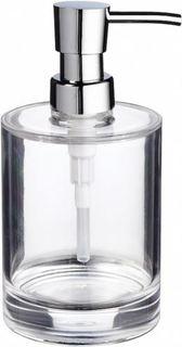 Принадлежности для ванной Дозатор для жидкого мыла Windows прозрачный Ridder