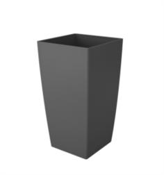 Кашпо, горшки, балконные ящики Кашпо milano 20см антрацит (6223602042500) Elho