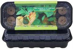 Удобрения, грунты, средства по уходу Торфяные таблетки Эльза Мини теплица 20 торфяных таблеток