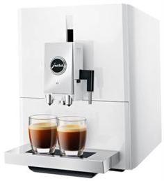 Кофеварки и кофемашины Кофемашина Jura A7 Piano White