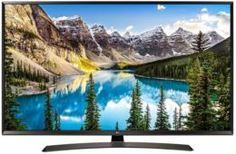 Телевизоры Телевизор LG 65UJ634V Black