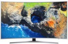 Телевизоры Телевизор Samsung UE49MU6500UX Black/Silver