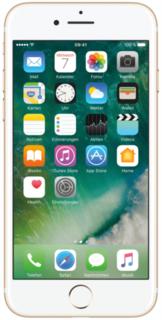 Смартфоны и мобильные телефоны Смартфон Apple iPhone 7 Plus 128Gb Gold (MN4Q2RU)