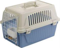 Домики, лежаки, переноски, когтеточки Переноска для кошек и собак FERPLAST Atlas 20 EL