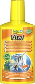 Корм для рыб и рептилий Витамины для рыб TETRA Vital 100мл