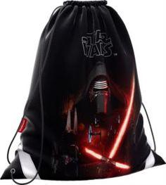 Сумки, рюкзаки, портфели Мешок для обуви 365x440мм звездные войны Disney- пром