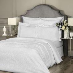 Комплекты постельного белья Постельный комплект TOGAS Адриана белый