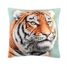 Декоративные подушки Подушка Jey Stark гобелен тигр 45х45