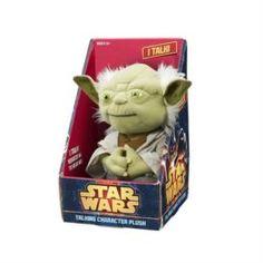 Мягкая игрушка Игрушка йода плюшевый Star Wars (SW02367)