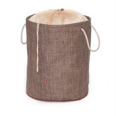 Емкости для хранения Корзина для белья. Игрушек и др вещей беж Casy home
