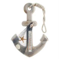 Предметы интерьера Якорь с термометром морской декор Xianju rongxin