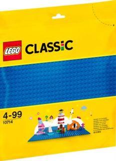 Конструкторы, пазлы Конструктор LEGO Classic Синяя базовая пластина