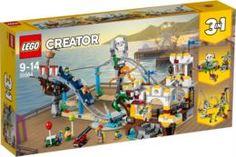 Конструкторы, пазлы Конструктор LEGO Creator Аттракцион «Пиратские горки»