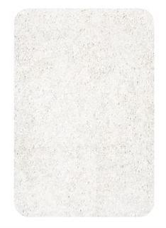 Коврики Коврик для ванны Spirella Highland белый 70x120 см