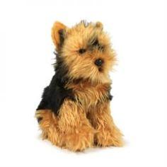 Мягкая игрушка Игрушка Anna Club Plush Йоркширский терьер 26 см