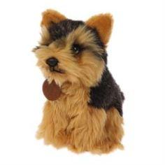 Мягкая игрушка Игрушка Anna Club Plush Йоркширский терьер 18 см