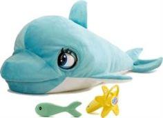 Интерактив обучающий Интерактивная игрушка IMC Toys Дельфин BluBlu