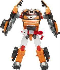 Роботы Робот-трансформер Tobot Приключения X