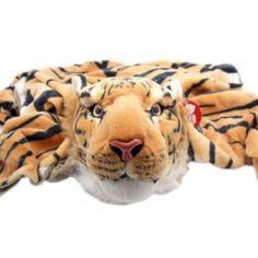 Мягкая игрушка Magic Bear Toys Тигр коричневый 110 см