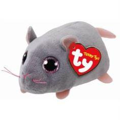 Мягкая игрушка TY Teeny Tys мышка Miko 10 см