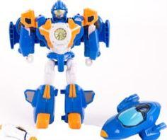 Роботы Робот-трансформер Tobot Приключения Мини Мэх W