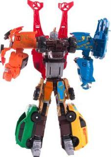 Роботы Робот-трансформер Tobot Приключения Мини Гига 7