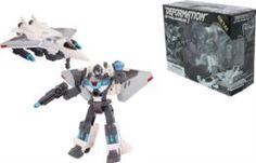 Роботы Робот-трансформер Junfa Toys Destruction