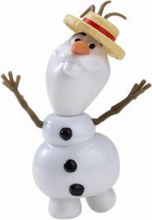 Интерактив обучающий Игрушка Mattel Frozen Снеговик Олаф