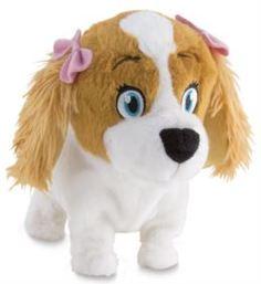 Интерактив обучающий Интерактивная игрушка IMC toys Собака Lola