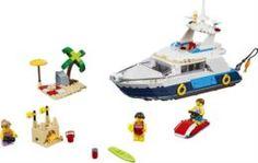Конструкторы, пазлы Конструктор LEGO Морские приключения