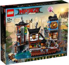 Конструкторы, пазлы Конструктор LEGO Ninjago Порт Ниндзяго Сити 70657