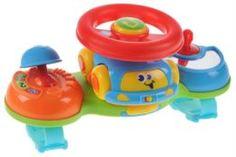 Интерактив обучающий Развивающая игрушка Bkids Маленький водитель