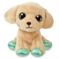 Мягкая игрушка Игрушка мягкая Aurora Лабрадор 18 см