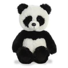 Мягкая игрушка Игрушка мягкая Aurora Cuddly Friends Панда 30 см