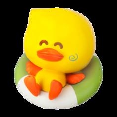 Игрушка для новорожденных Игрушка для ванной Bkids Уточка (с индикатором температуры воды)
