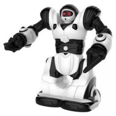 Радиоуправляемые модели Мини робот WowWee Робосапиен на радиоуправлении 11.5 см