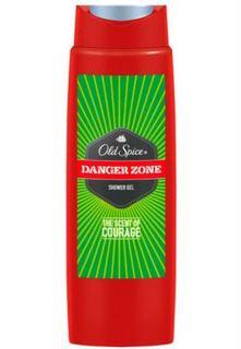 Средства по уходу за телом Гель для душа Old Spice Danger Zone 250 мл