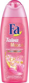 Средства по уходу за телом Крем-пена для ванны Fa Тайна масел розовый жасмин 500 мл