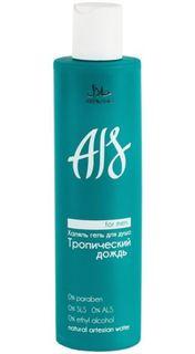 Средства по уходу за телом Гель для душа AIS Cosmetics halal Тропический дождь 250 мл