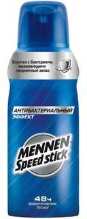 Средства по уходу за телом Дезодорант спрей Mennen Speed Stick Антибактериальный эффект 150мл