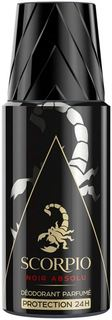 Средства по уходу за телом Дезодорант-аэрозоль Scorpio Noir Absolu 150мл