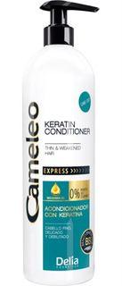 Средства по уходу за волосами Кератиновый кондиционер Delia Cosmetics Cameleo BB Объем для тонких волос 500 мл