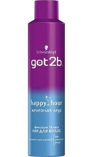 Средства по уходу за волосами Лак для волос Got2b Happy Hour Железная леди 300 мл