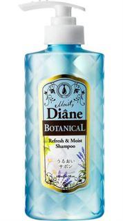 Средства по уходу за волосами Шампунь Moist Diane Botanical Refresh Питание 480 мл